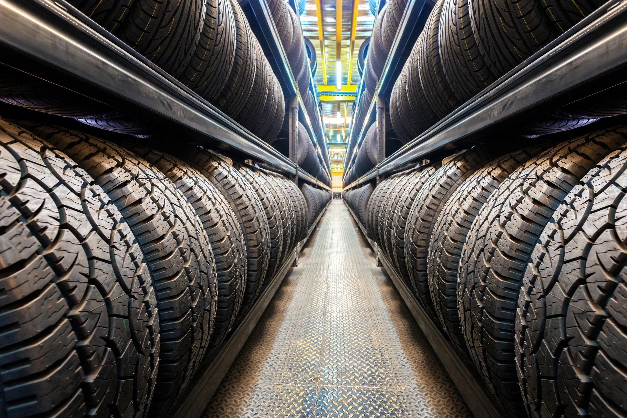 Image of car tires to represent the flat time of DC widow Marjorie Brimley
